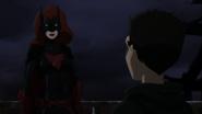 Batwoman & Robin BMBB