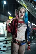 Suicide Squad - Harley Quinn - August 3 2016