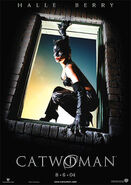 Catwoman Teaster Poster