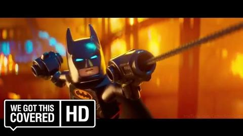 "The LEGO Batman Movie ""Padre"" TV Spot HD Zach Galifianakis, Will Arnett"