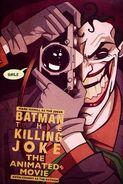 Batman The Killing Joke Promo Poster