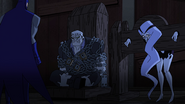 Silver Banshee & Solomon Grundy captured by Batman BMUMM