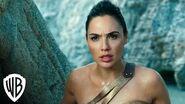 Wonder Woman Diana Meets Steve Trevor Warner Bros