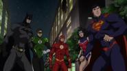 Justice League JLW 1