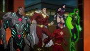 Justice League JLW 7