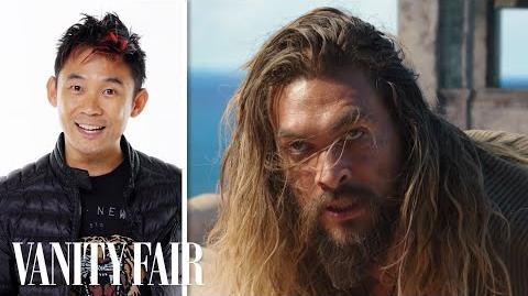 Aquaman's Director Breaks Down Jason Momoa's Fight Scene Vanity Fair