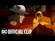 Justice Society- World War II - Official Clip - DC