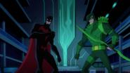 Green Arrow & Batman BMUAI