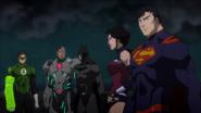 Justice League JLW 8