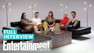 'Wonder Woman 1984' Roundtable Gal Gadot, Chris Pine, Kristen Wiig & More Entertainment Weekly