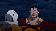 Justice League Flashpoint Paradox 6 - Superman