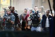 Suicide Squad filming 12
