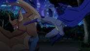 Batman vs Man-Bat BUAI 1