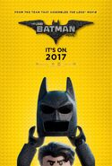 The LEGO Batman Movie poster-2
