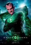 Thaal Sinestro poster