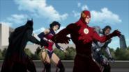 Justice League JLvsTT 7