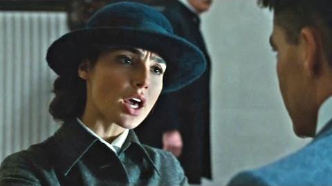 """NEW Wonder Woman Movie Clip """"I Am Taking You to the Front"""" 2017 Porfirios guarding this channel"""