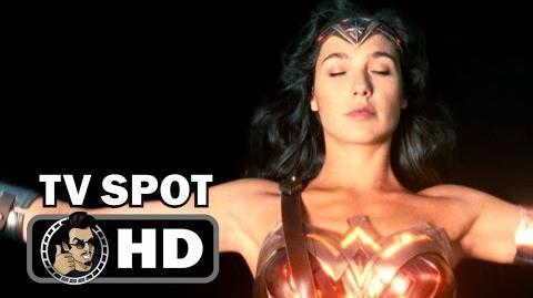 WONDER WOMAN TV Spot 3 - Trust (2017) Gal Gadot Superhero Movie HD