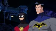 Red Robin & Batman BMUAI 1