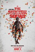 The Suicide Squad New Character Posters 01