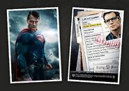 Superman Clark Kent-LexCorpfile