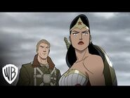 Justice Society- WWII - Marching Orders - Warner Bros