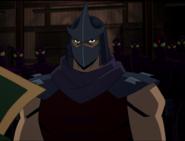 Shredder Batman vs. Teenage Mutant Ninja Turtles