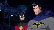Red Robin & Batman BMUAI 4