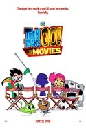 Teen Titans Go! To The Movies teaser poster 2