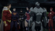 Justice League JLTOA 1
