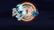 Starfire Cyborg Blue Beetle JLvsTT