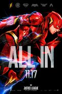 Justice League All In Poster 04