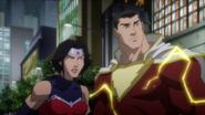 Shazam and Wonder Woman JLW