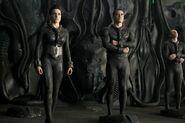 Faora-Ul, Zod and Jax-Ur