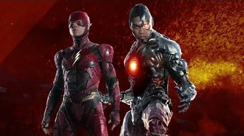Justice League - Ezra & Ray