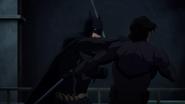 Nightwing vs Batman BMBB 4