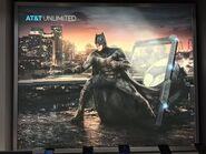 JL ATT NY Mini toTrim Batman