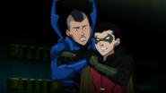 Robin & Blue Beetle JLvsTT