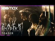Justice League- Director's Cut - Official Teaser Update - HBO Max