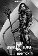 Aquaman - JL Snider Cut Poster