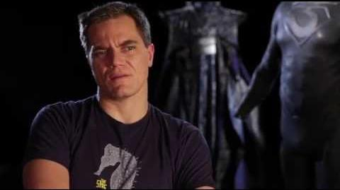 Man of Steel Interview - Michael Shannon