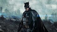 The Dark Knight of Gotham City