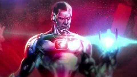 CYBORG - JUSTICE LEAGUE PART ONE Featurette - Featurette (2017) DC Superhero Movie HD