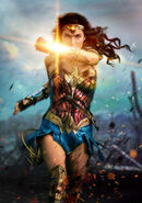 Diana WonderWoman-defection poster