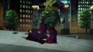 Lex Luthor vs Superman JLvsTT