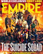 The Suicide Squad Empire Cover 01