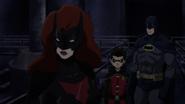 Batwoman Batdicks Robin BMBB 1