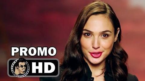 WONDER WOMAN International Promo Clip (2017) Gal Gadot DC Superhero Movie HD