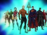 DC Animated Film Universe