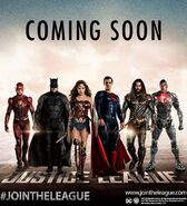 Justice League Join the League promo